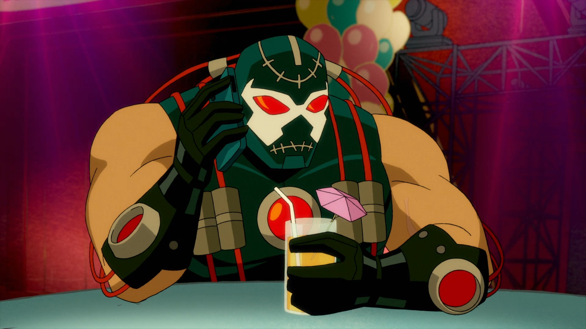 Bane (Harley Quinn)