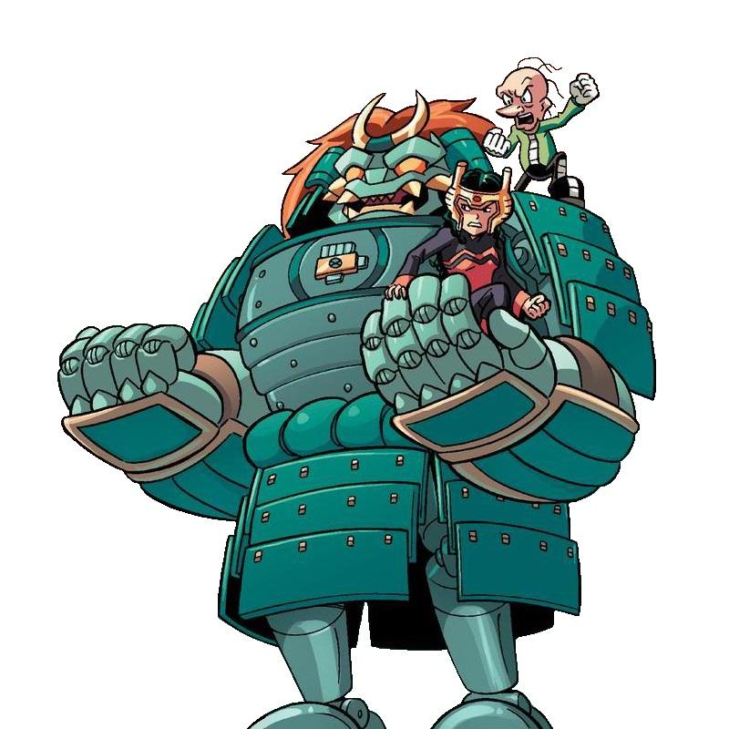 Iron Oni