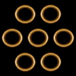 The Dark Chaos Rings