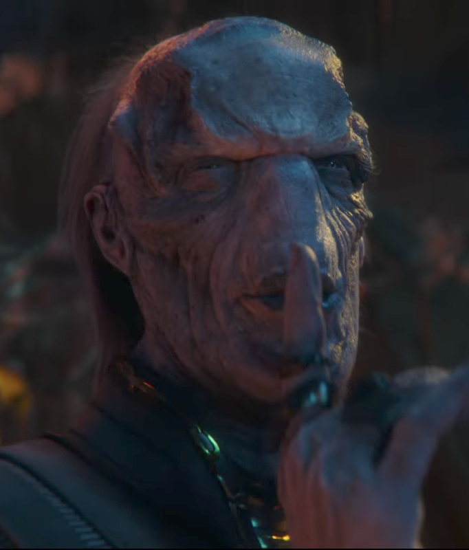 Ebony Maw (Marvel Cinematic Universe)
