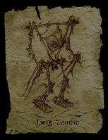 Twig Zombie