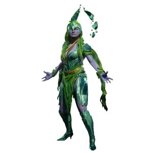 Lady Cetrion the Elder Goddess of Virtue