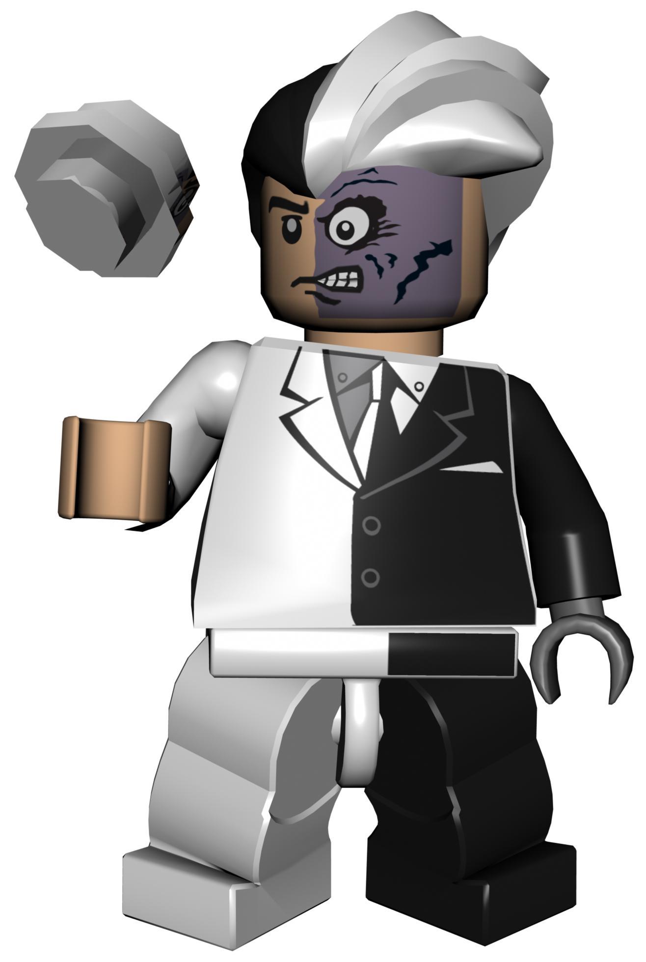 Dwie Twarze (LEGO Batman)