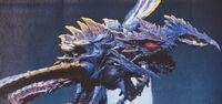 Megaguirus's Roar(Evil Laugh)