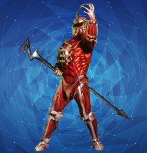 Lord Zedd the Emperor of Evil