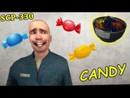 Never Take More Candies SCP-330