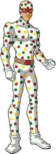 Polka Dot Man