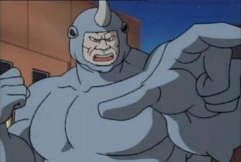 Rhino (Marvel Animated Universe)