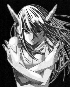 Lucy (Elfen Lied manga)