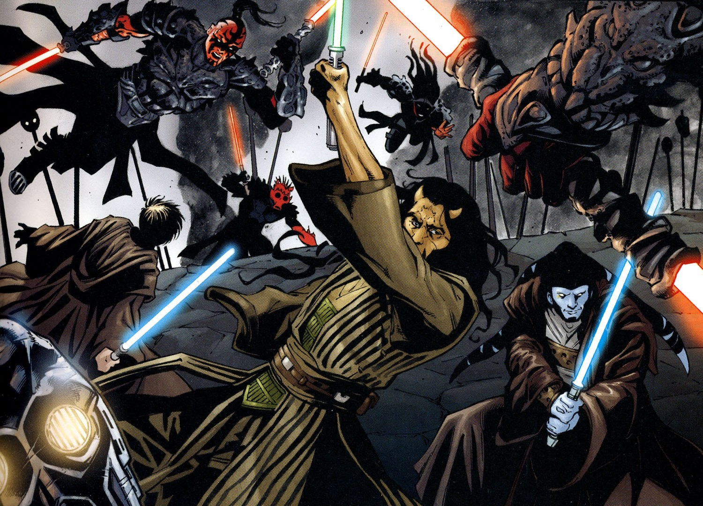 Third Jedi Purge