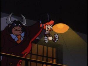 Taurus Bulba kidnapping Gosalyn Waddlemeyer