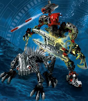 Robot Maxilos