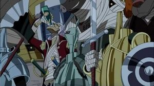 One Piece - Zombie Generals (Captain John)