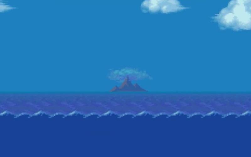 King Pete's Island
