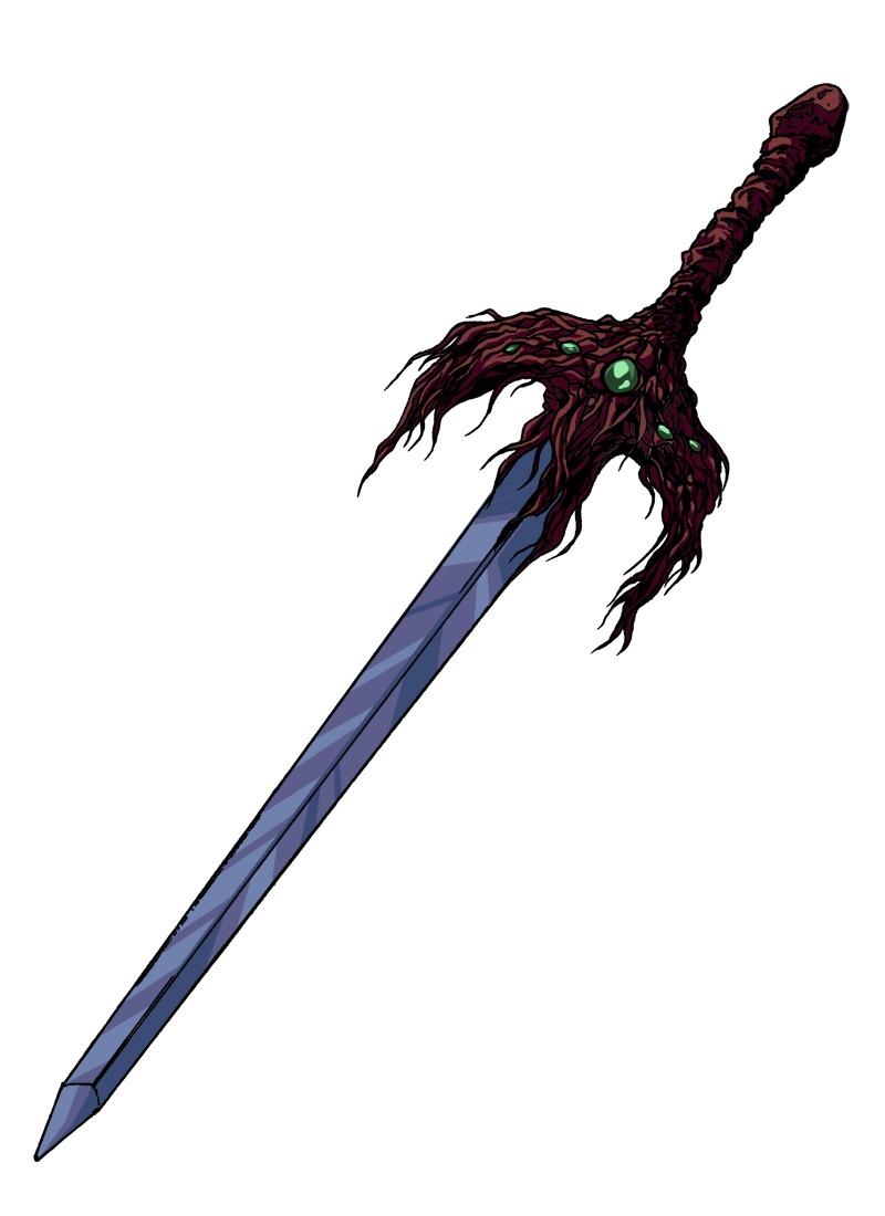 Chaosium Sword