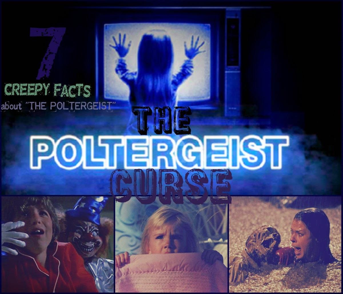 Poltergeist Trilogy Curse
