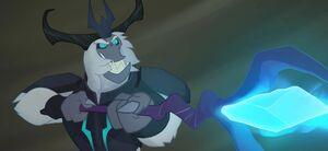The Storm King's Evil Smile MLPTM