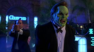 Dorian Tyrell Masked