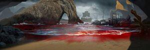 The Bloody Ocean