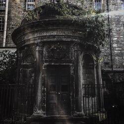 Black Mausoleum