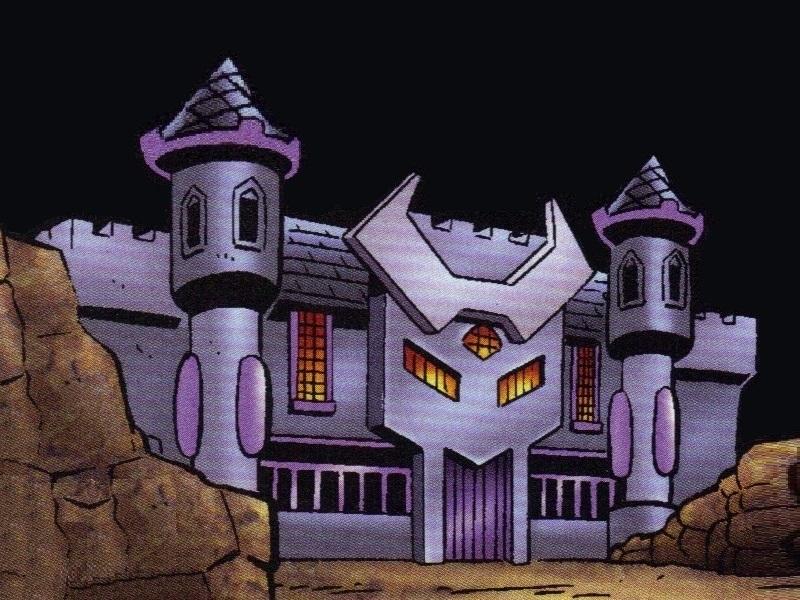 Iron Fortress