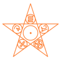 Blazing Morgana Star