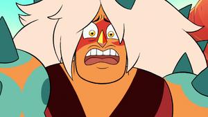 Jasper's mistake