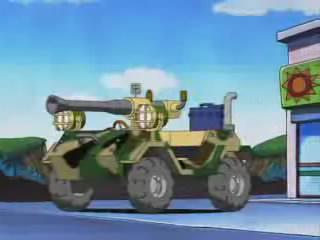 King Dedede's Tank