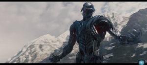 Ultron's rising the power