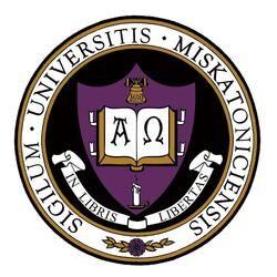 The Seal of Miskatonic University