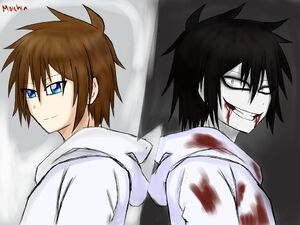 Before and after jeff the killer
