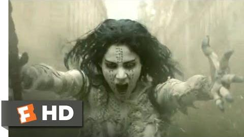 The Mummy (2017) - The Mummy Escapes Scene (7 10) Movieclips