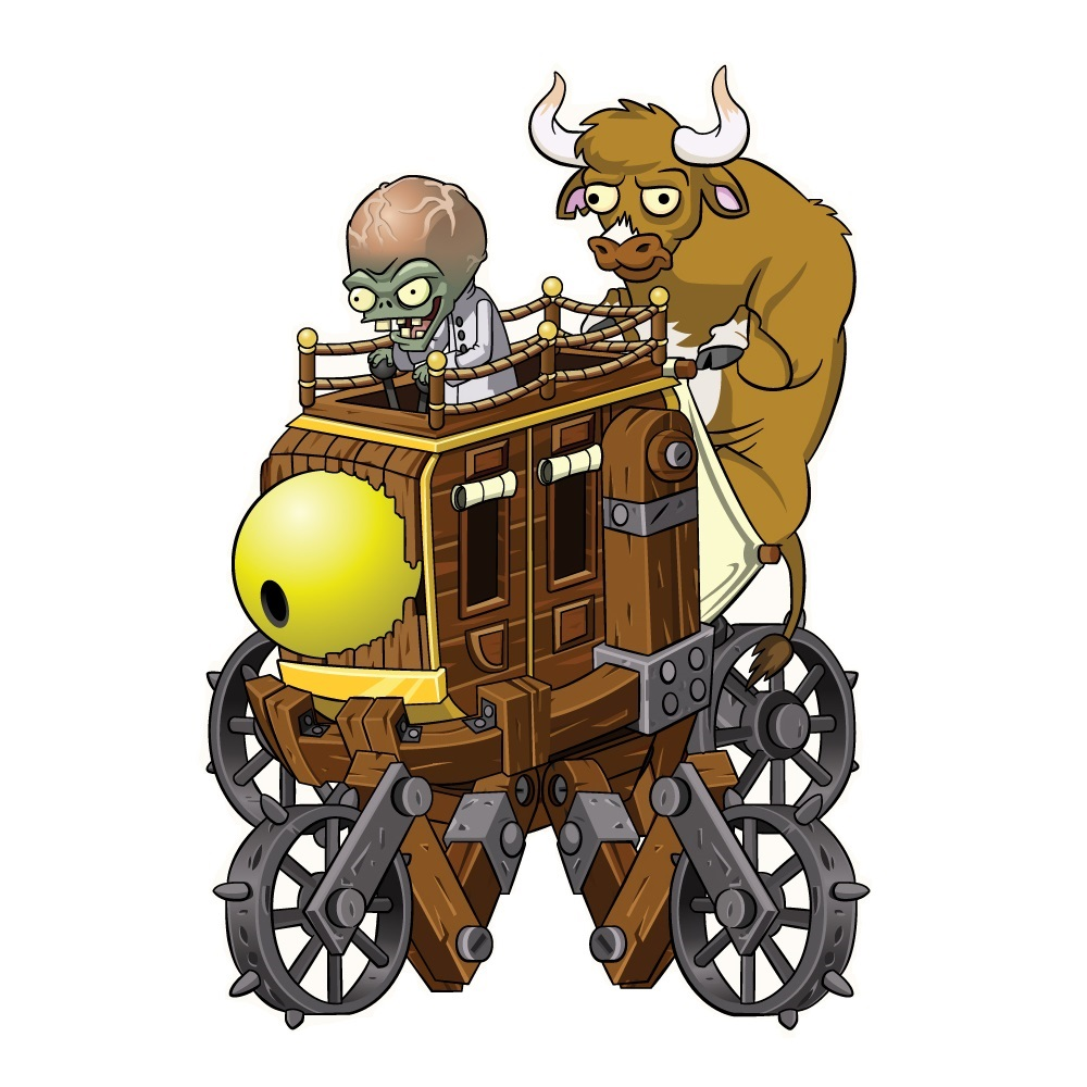Zombot War Wagon