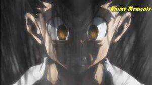 Hunter x Hunter Gon confronts Neferpitou (ENG SUB)