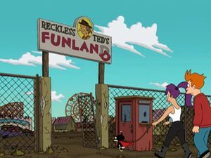 Reckless Ted's Funland