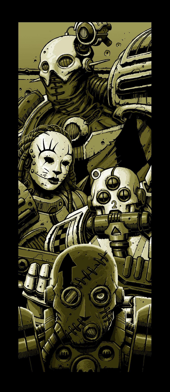 Malevolent Mercenaries