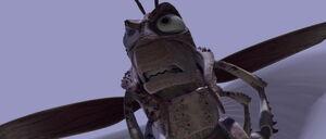 Hopper siezing power over Ant Island