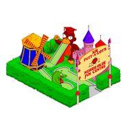 The Sir Putt-A-Lot's Merrie Olde Fun Centre
