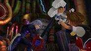 Kingdom Hearts Riku Boss Fight Keyblade Form (PS3 1080p)
