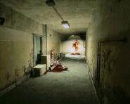 Outlast-hallway
