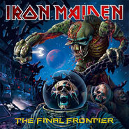 The Final Frontier cover
