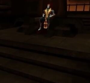 Throne of Shinnok