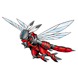 Insect Digimon Flybeemon