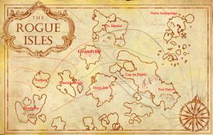 The Rogue Isles