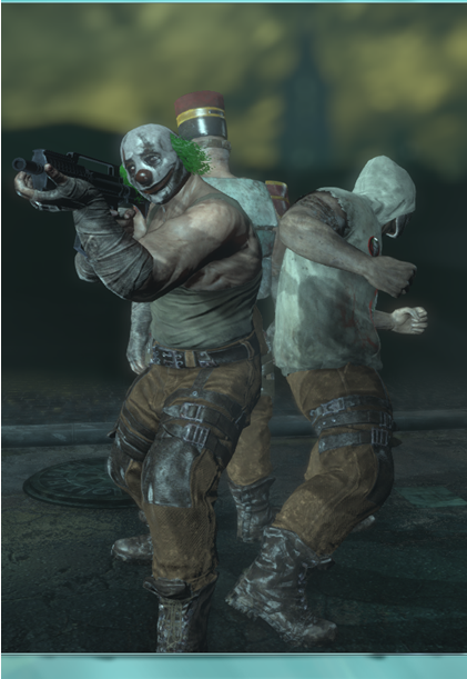 Gang Jokera (Arkhamverse)