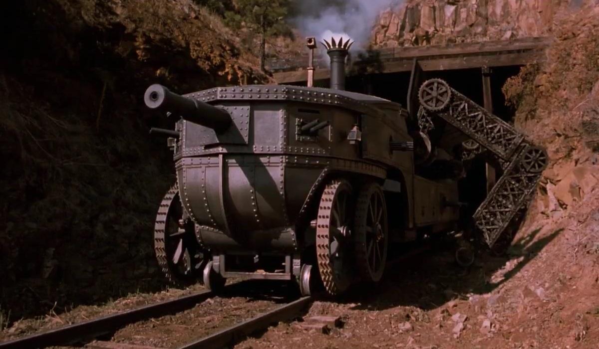 Loveless Train