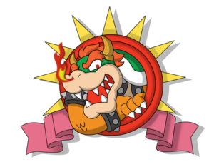 The World Bowser Logo