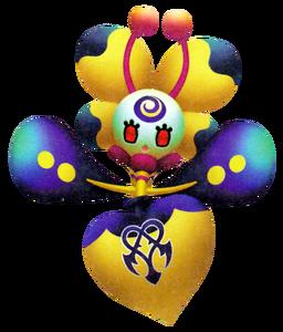 Nightmare Wheeflower