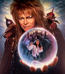 King Jareth's Crystal Ball