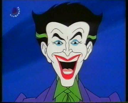 Joker (Wczesne kreskówki)